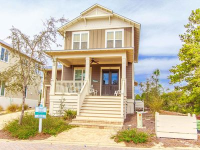 Photo for Beautiful Coastal Chic Cottage along 30A!