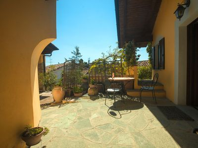Photo for Holiday apartment Brusasco for 2 - 4 persons - Holiday apartment