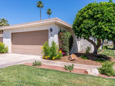 Photo for Rancho Mirage Second Home Rental or Weekend Getaway Golf/Tennis/Pool/Golf Cart