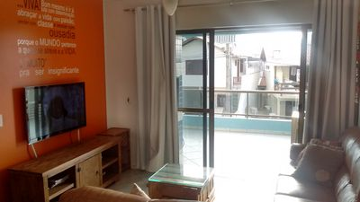 Photo for Large apartment 3 bedrooms, 2 bathrooms wifi, smart tv, great location.
