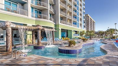 Photo for Towers on the Grove: Your Beach Vacation!