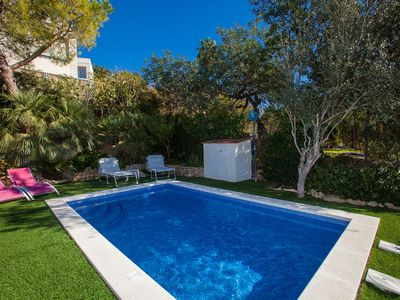 Photo for Vacation home Les Moreres de Sitges in Sitges - 8 persons, 4 bedrooms