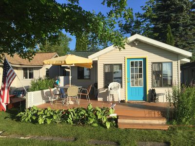 Photo for 2BR Cottage Vacation Rental in Houghton Lake, Michigan