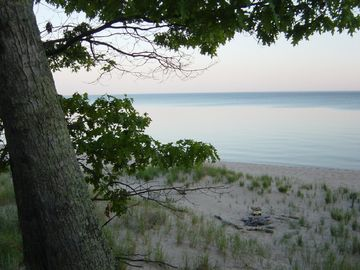 G*R*E*A*T*Lake Michigan home, no bluff*sunsets*bonfires*Book 2018 now!