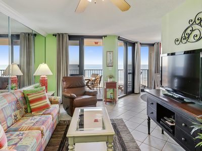 Photo for Phoenix 6-907 | Beachfront 1BD/1.5BA | Book June 16-19 For 15% Off!