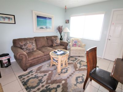 Photo for Tropic Breeze Unit 11 Madeira Beach Second Floor Condo With Gulf Views