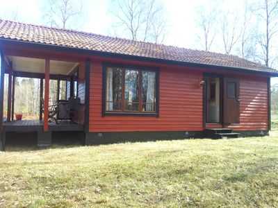 Photo for Type. Swedish holiday house for 4 pers. In the southern Swedish forest