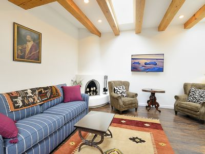 Photo for 2 bedroom, 2 bathroom Townhome - Center of Historic Santa Fe, Car Unnecessary