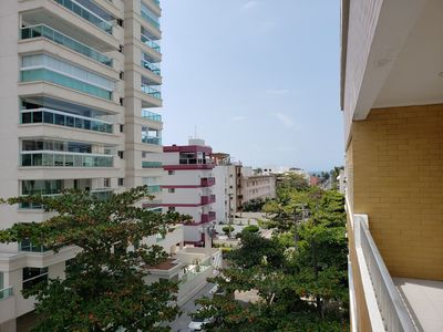 Photo for Apt well located in the Cove - Guarujá