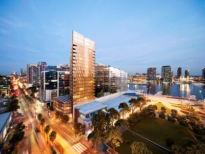 Photo for docklands harbour apartment