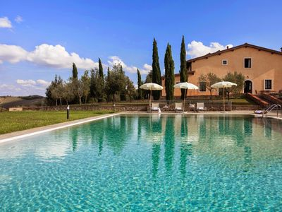 Photo for Villa i Nembi In Montaione, Tuscany