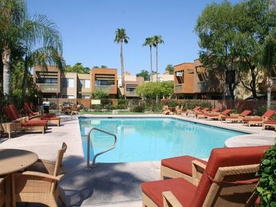 Photo for Retreat In The Heart Of Scottsdale with state of the art facilities!