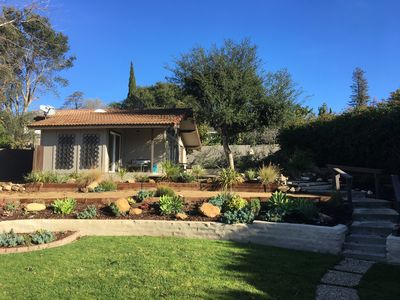 Photo for New Serene Guest House in Santa Barbara Foothills