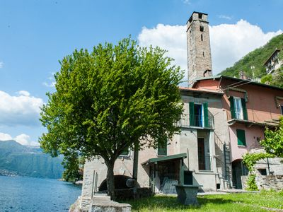 "Photo for ""The House of the Fisherman on Lake Como"" Dwelling in Careno"