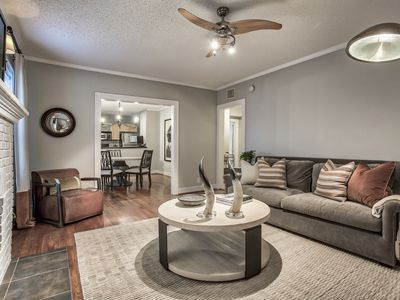 Photo for Design and Comfort in the Heart of Houston