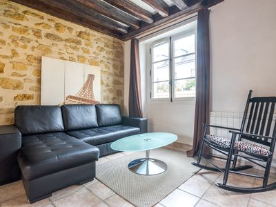 Photo for Thank you Paris - Marais Rosiers Loft - 4p - AC - Wifi