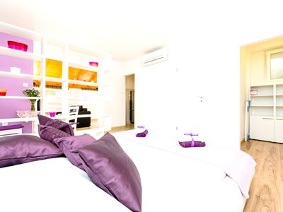 Photo for Homerez last minute deal - Nice studio with balcony and Wifi
