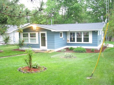 Photo for 3BR Cottage Vacation Rental in Indian River, Michigan