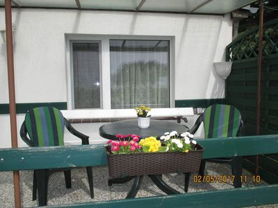 Photo for Holiday bungalow - domicile at Achterwasser