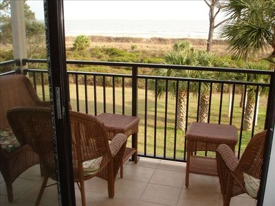 Photo for Direct Oceanfront,Luxury,Miles of OceanView,Health Club Member/remodeled