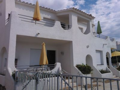 Photo for MIRADOR BAJO 2 apartment in 1st line of beach in the Park of Mont-roig