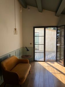 Photo for Independent apartment of 70 m2 with 2 bedrooms en suite.