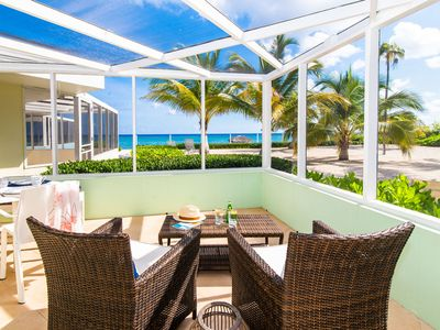 A Perfect Retreat-White Sand Beach, Near Rum Point! Sea Lodge By CaymanVacation