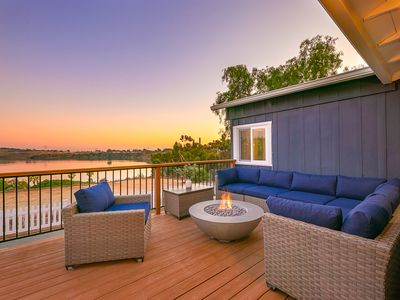 Photo for 20% OFF JULY - Amazing Location + Home, Lagoon Views + Close to All!