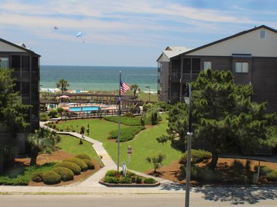 Photo for Exceptional North Myrtle Beach condo location, price, accommodations