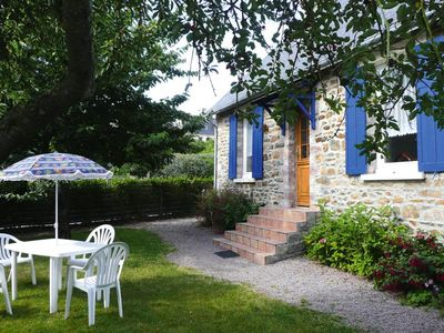Photo for holiday home, Pléneuf-Val-André  in Côtes d'Armor - 5 persons, 2 bedrooms