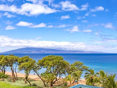Photo for K B M Hawaii: Ocean Views, Sleeps 10 3 Bedroom, FREE car! Aug Specials From only $479!