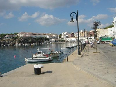 Photo for 3BR Apartment Vacation Rental in Es Castell, Menorca