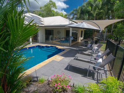 Photo for Villa Blue  - Free WiFi, Netflix & Optus Fetch TV - heated pool in winter