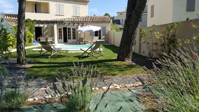 Photo for Villa Cigale, villa with private pool in the area of ​​Pont Royal