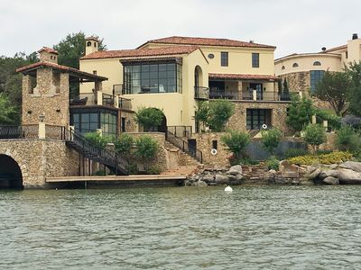 Photo for Luxury Lake LBJ  Waterfront Estate Home