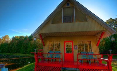Photo for Chalet Rouge - Baie Saint-paul, Quebec, Canada