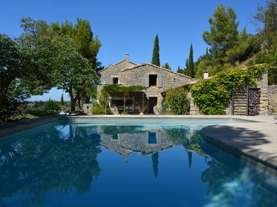 Photo for Authentic farmhouse with exceptional views in beautiful natural surroundings