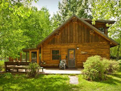 Photo for NEW! 80-Acre Cabin w/Deck, Near Yellowstone River!