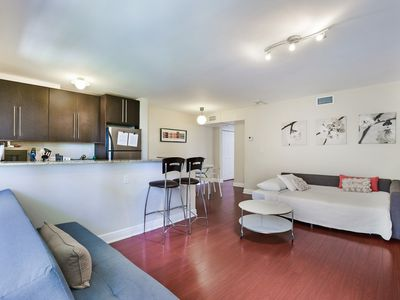 Photo for Unit 2 Suite - One Bedroom Apartment, Sleeps 4