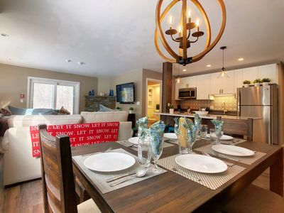 Photo for The Farmhouse at Killington: Totally Renovated 2RM/2BA Condo, Sleeps 6, Resort!