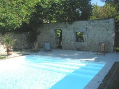 Photo for country holiday home - SAINTE-SOULLE