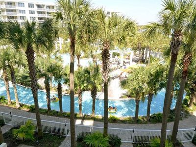 Bayview Condo w/ Lazy River Lagoon Pool