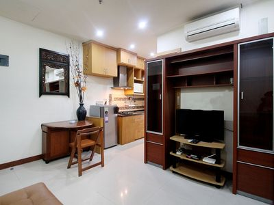 Photo for 1BR Apartment Vacation Rental in Jakarta Pusat, Indonesia