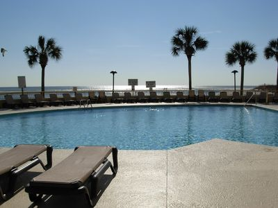 Photo for Oceanfront-14th Floor-Outstanding View-100% Remodeled + Beach Locker!