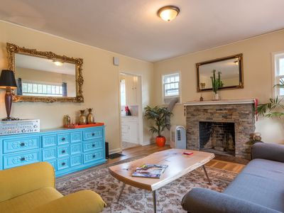Photo for Bright and Colorful Portland Bungalow!! Walk Score 85!