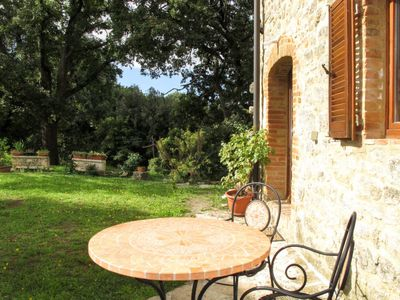Photo for Vacation home Podere Calmaino (VOL170) in Volterra - 3 persons, 1 bedrooms