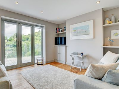 Photo for Beautiful luxury apartment located in the tranquil village of Kingswear.