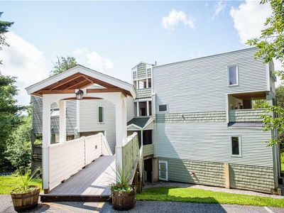 Photo for 199 Mountainside Dr, unit B101: 2 BR / 2 BA  in Stowe, Sleeps 6