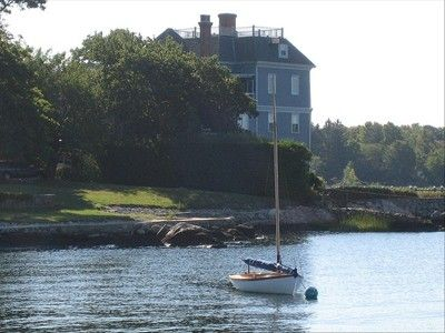 Photo for Waterfront Home of Captain Nat Herreshoff Bristol Harbor