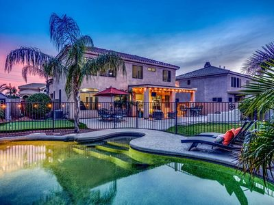 Photo for Mesa Family Game Home-Heated Pool and Game Room - This home is brand new to the vacation rental mark